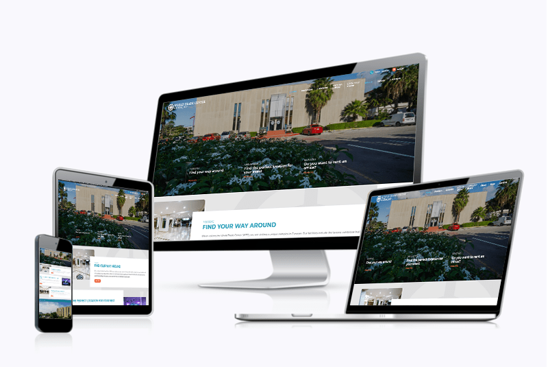 The re-launch of the World Trade Centers website.